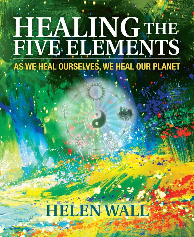 healing the five elements book cover
